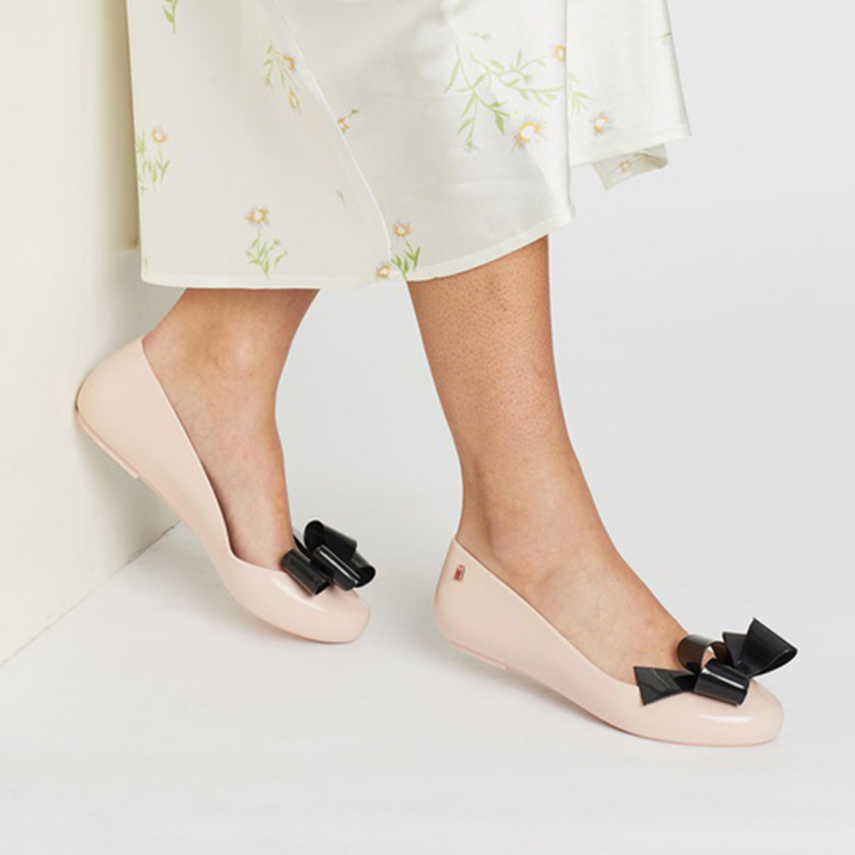 Dani recommends Melissa shoes for the avid shoelover in your life