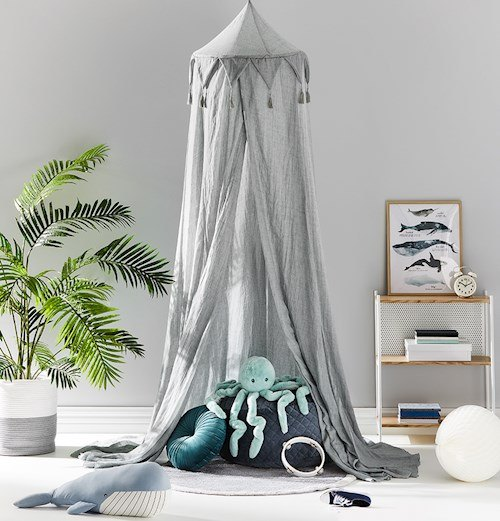 Dani T loves Novelty Grey Moroccan Dream Canopy
