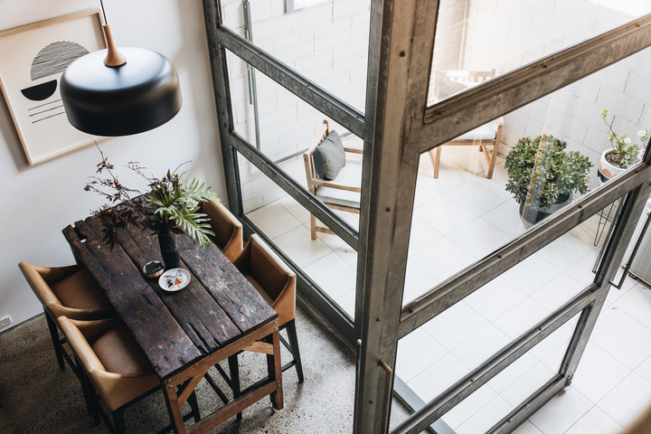 Surry Hills Industrial Warehouse Property Styling Project
