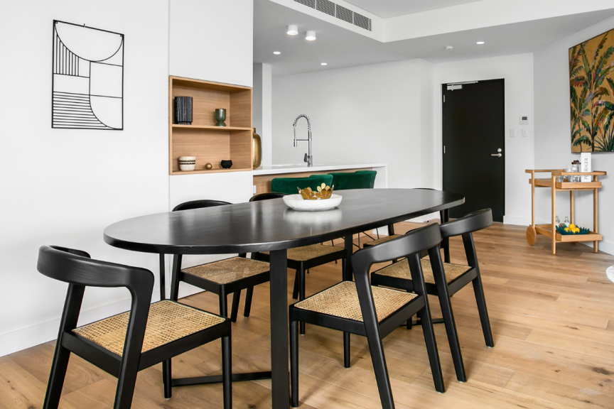 3 tips for adding soul to your dining area